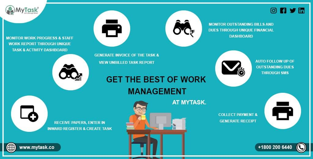 Why you need professional CA office management system?